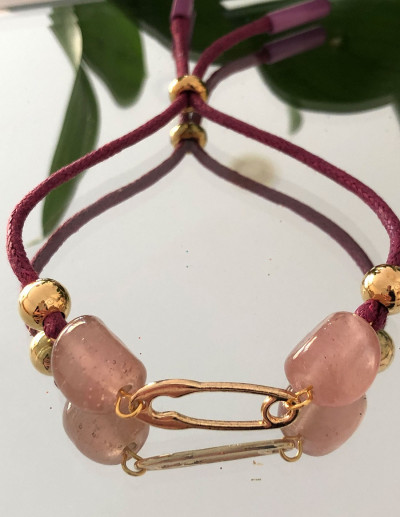 Pulsera Imperdible