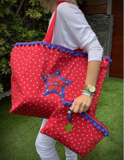 Bolso Red Star