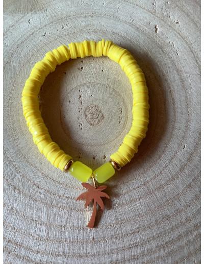 Pulsera GC amarilla