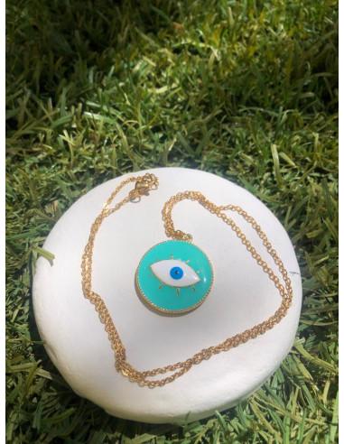 Collar Golden Eye